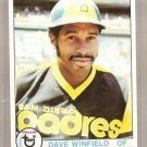 1979 Topps Baseball Card #30 Dave Winfield  EX-MT