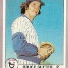 1979 Topps Baseball Card #457 Bruce Sutter EX