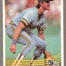 1984 Donruss Baseball Card #48 Robin Yount