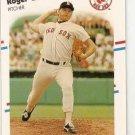 1988 Fleer Glossy #349 Roger Clemens Baseball Card