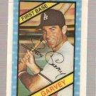 1980 Kellogg's Baseball Card #3 Steve Garvey GD