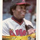 1984 Donruss Baseball Card #352 Rod Carew