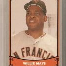 1988 Pacific Legends Baseball Card #24 Willie Mays NM