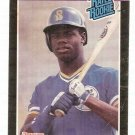 1989 Donruss Baseball Card #33 Ken Griffey Jr. RC GD