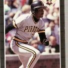 1989 Donruss Baseball Card #92 Barry Bonds NM