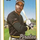 1989 Topps Baseball Card #620 Barry Bonds NM