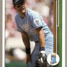1989 Upper Deck Baseball Card #215 George Brett NM