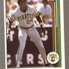 1989 Upper Deck Baseball Card #440 Barry Bonds