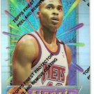 1994-95 Finest Basketball Refractors #79 P.J. Brown