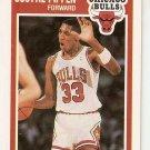 1989-90 Fleer Basketball Card #23 Scottie Pippen