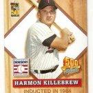 2001 Post 500 Club Baseball Card #6 Harmon Killebrew EX