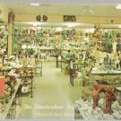 Amsterdam Gift Shop Holland Michigan Postcard