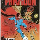 Captain Paragon #2 AC Comics Very Good