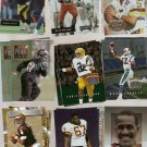 Playoff Football Cards Lot of 38