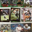 Collector's Edge Football Cards Lot of 30