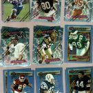Topps Finest Football Cards Lot of 35