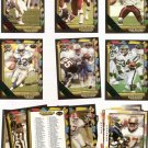 1991-1992 Wild Card Football Cards Lot of 24