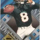 1996 Collector's Edge Advantage Promo Card EA-1 Jeff Blake NM