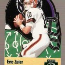 1996 Playoff Prime X's and O's Football #16 Eric Zeier