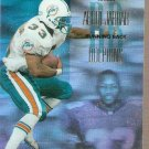 1996 Upper Deck SP Holoviews Football #46 Karim Abdul-Jabbar