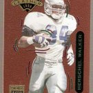 1996 Playoff Contenders Leather #34 Herschel Walker G