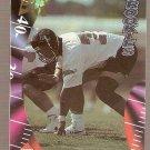 1995 Collector's Edge Rookies 22K Gold #2 Football Card Tony Boselli