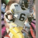 1995 Collector's Edge Rookies Football Card #13 Tyrone Wheatly