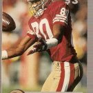 1996 Pro Line Intense Phone Cards $3 #17 Jerry Rice