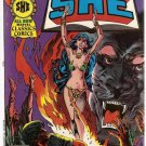 Marvel Classics Comics #24 She 1977 FN/VF