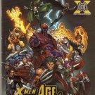 Official Handbook Marvel Universe X-Men Age Apocalypse #1 Marvel Comics VG