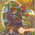 Syphons The Sygate Stratagem #1 Now Comics 1994 FN