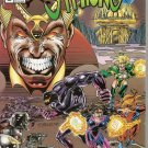 Syphons The Sygate Stratagem #3 Now Comics 1995 FN