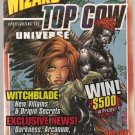 Wizard Top Cow Special with Ascension #0 and Card