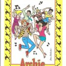1992 Skybox Archie Promo Card #62 The Gang