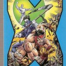 1992 Skybox X-Cutioner's Song Card M.L.F. Marvel X-Men