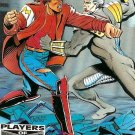 1993 Upper Deck Players of Deathmate #P3 Fists of Steel