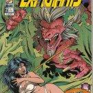Ex-Mutants (1992 series) #2 Malibu Comics Fine