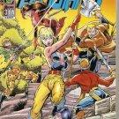 Ex-Mutants (1992 series) #3 Malibu Comics Fine