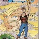 Ex-Mutants (1992 series) #9 Malibu Comics 1993 Fine