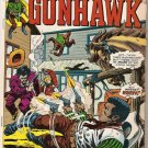 Gunhawks #7 Marvel Comics 1973 Good