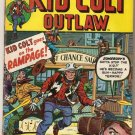 Kid Colt Outlaw #182 Marvel Comics 1974 Good