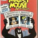 Mickey Mouse Adventures #3 Disney Comics 1990 VG