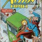 Action Comics #475 DC Comics 1977 Superman VG