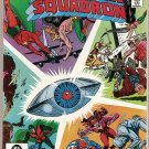 All-Star Squadron #10 DC Comics 1982 JSA Fine