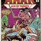 Arak Son of Thunder #1 DC Comics Fine A