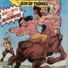 Arak Son of Thunder #10 DC Comics GD
