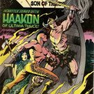 Arak Son of Thunder #18 DC Comics GD/VG
