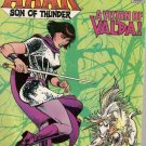 Arak Son of Thunder #37 DC Comics GD