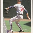 1990 Leaf Baseball Card #59 John Smoltz NM or better