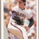 1990 Leaf Baseball Card #31 Jim Abbott